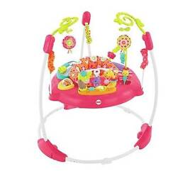 Excellent condition Pink Vtech jumperoo!