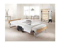 JBed with Memory Foam Mattress - Brand New