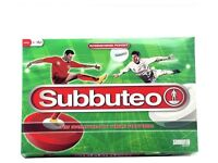 New Subbuteo game