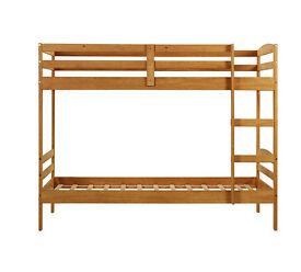 Josie Shorty Bunk Bed Frame - Natural