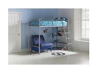 Sit n Sleep Highsleeper - Blue