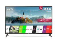 LG 43LJ614V 43 Inch Smart Full HD TV