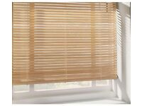 High-Quality Natural Wood Venetian Blinds