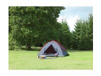 ProAction 5 Man Dome Tent with two Regatta Sleeping bags