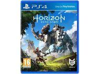 Horizon Zero Dawn PS4 For Sale/Swap