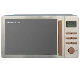 Russell Hobbs Luna 800W Standard Microwave RHMDL801CP