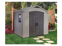 Wanted - Large Plastic Garden Shed