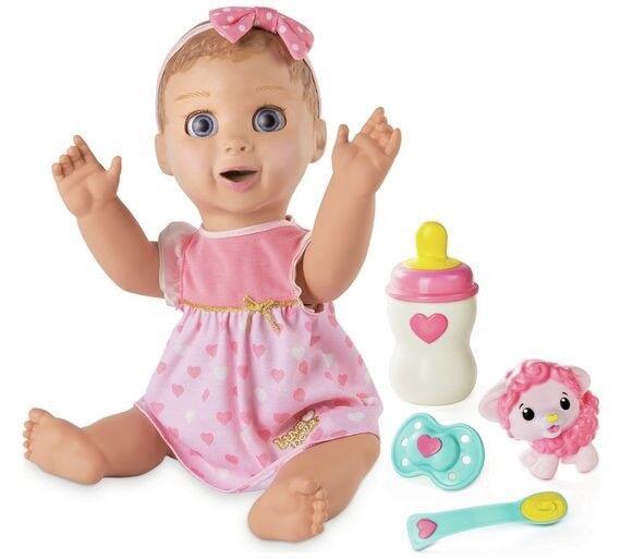 Blonde Luvabella doll Brand New