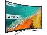 "40"" SAMSUNG SMART CURVED TV FULL HD LED"
