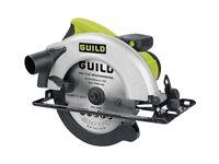 Guild 1400 185mm circular saw