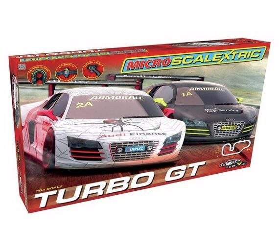 Scalextric Turbo GT