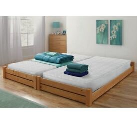 Stakka / single / twin / stackable kids / guest bed