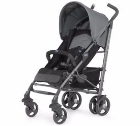Chicco Lightway stroller in charcoal. BRAND NEW - UNOPENED. £80 ONO