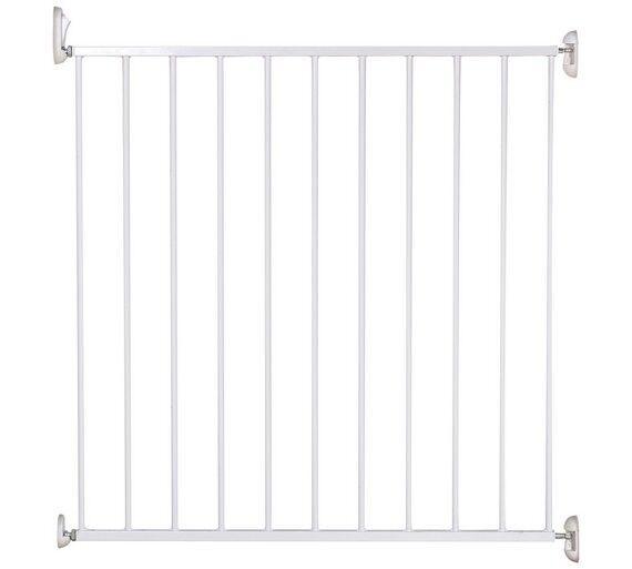 Cuggl Single Panel Metal Wall Fix Gate In Sherwood