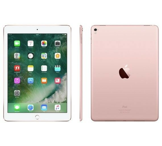 iPad Pro in Rose Gold