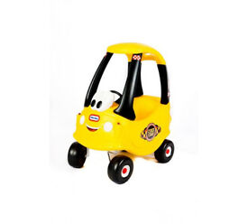 Little Tykes Yellow Taxi