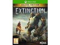 Extinction Deluxe Edition (Xbox One) - NEW