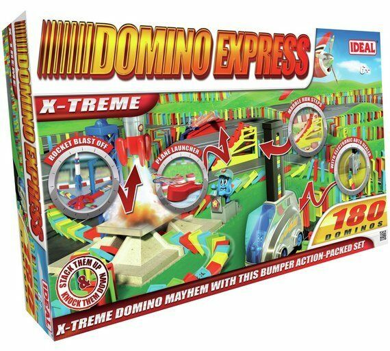 Domino express x treme £8 rrp £40