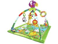 Baby Musical Adventure Gym Activity / Play Mat