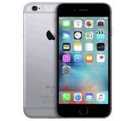 Iphone 6s grey unlocked good condition
