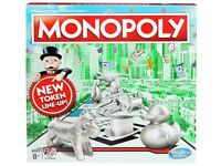 Monopoly for sale. (Excellent condition)