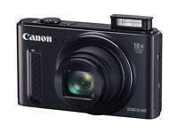 Canon Compact Camera SX610 HS 20 mega pixel