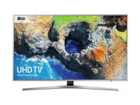 SAMSUNG UE49MU6400 Smart 4k 49 inch TV comes with VOICE remote.