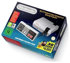 New Boxed Nes Mini - Number 1 Christmas Toy Sold Out EVERYWHERE!