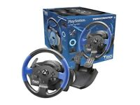 Ps4/ps3 steering wheel brand new