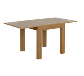 Aberford Ext Oak Effect Dining Table