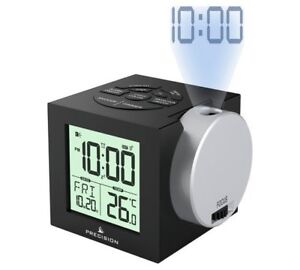 Precision Radio Controlled Projection Alarm Clock