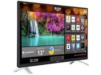 "NEW CONDITION* BUSH 49"" SMART LED TV FULL HD 1080P FREEVIEW INBUILT CHANNELS"
