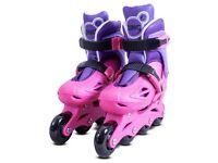 pink roller skate for girls