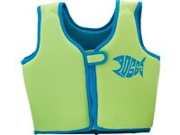 Zoggs Green Swim Trainer Jacket 2-3 years