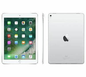 Silver iPad Pro 128gb with cellular - with Apple Care