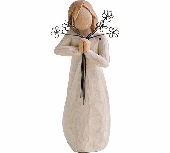 Willow Tree Figure - Friendship