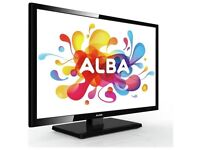 32 INC LCD HD TV WITH BUILT IN FREEVIEW**DELIVERY IS AVAILABLE**