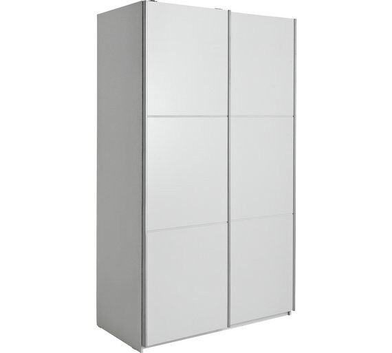 quality design dbf6d 7eb21 Hygena Bergen 2 Door Small Sliding Wardrobe - White | in Bradford, West  Yorkshire | Gumtree