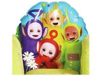 Teletubbies Flocked Chair