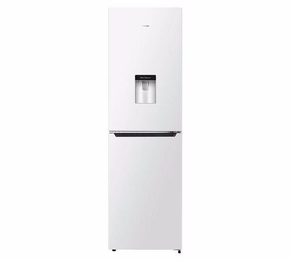 Hisense Fridge Freezer - White with 1,5 year Warranty