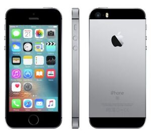 iPhone 5se 16GB for FIDO (Like New)