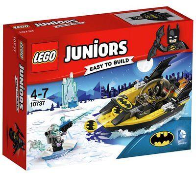 LEGO Juniors Batman Vs Mr Freeze - 10737 For Kids Super Hero Toy Set