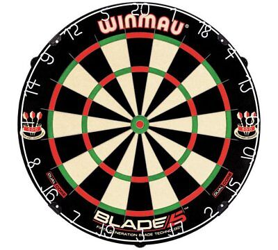 Winmau Blade 5 Dual Core Bristle Dartboard Best Gift For