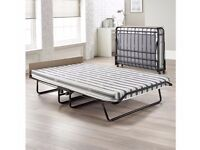 Jay-Be Auto Folding Bed with Mattress - Double