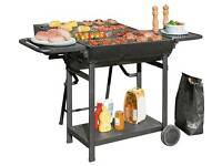 Deluxe charcoal party bbq