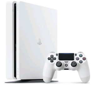 Looking for a white PS4 Slim
