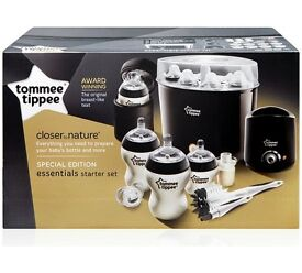***Reduced*** Tommee Tippee Closer to Nature Starter Set. RRP £150 - Grab a bargain at only £35!!