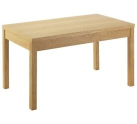 Heart of House Castleton Extendable 6 Seater Table - Natural