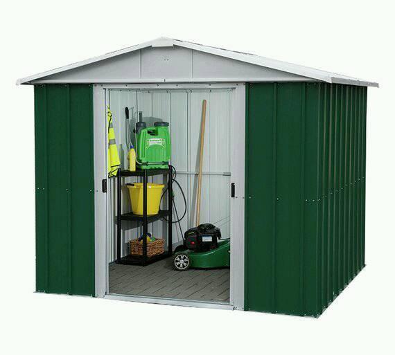 Shed Garden metal shed & Shed Garden metal shed | in Newcastle Tyne and Wear | Gumtree