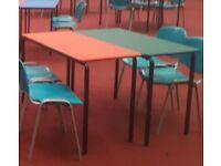 Job lot school tables